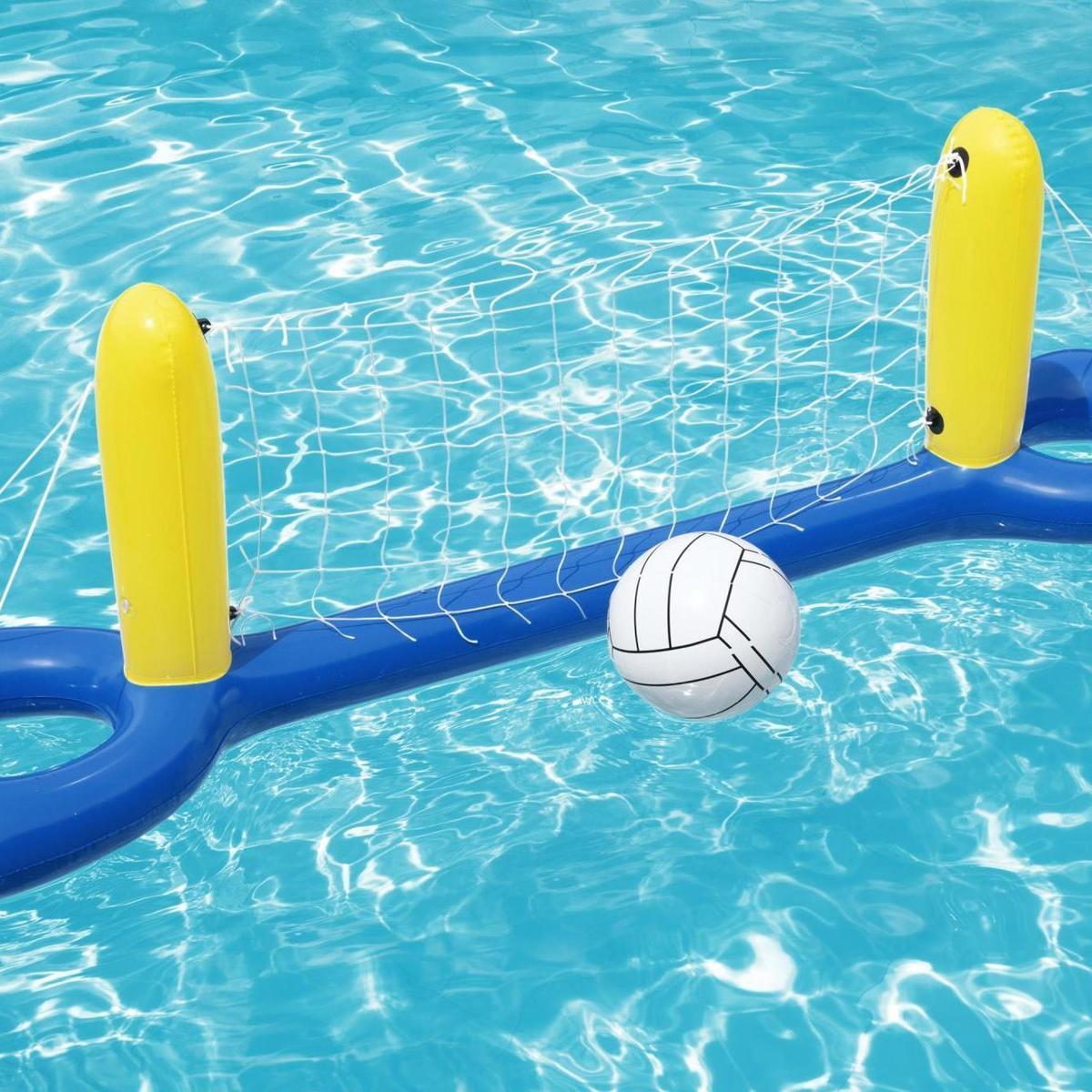 Плавательный бассейн игрушки для взрослых детей детские водные игры водное поло гребли баскетбольная подставка волейбольная ручная цель н...