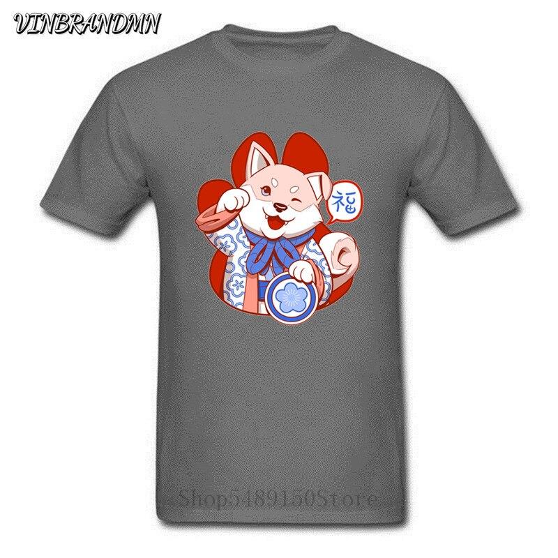 Shiba Inu divertido T camisas Animal lindo Akita camisetas divertido gráfico ropa...