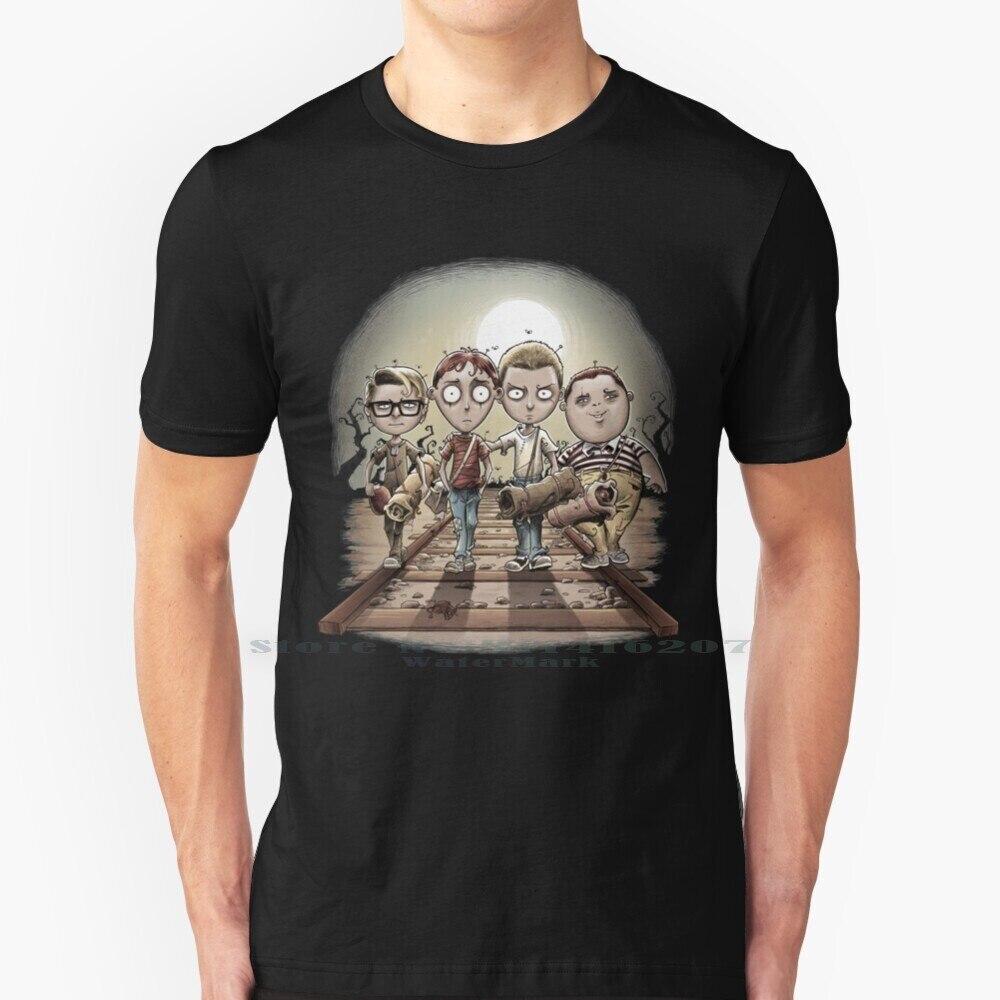 Camiseta de algodón puro para 100%, camiseta de Stand By Me, Rob...