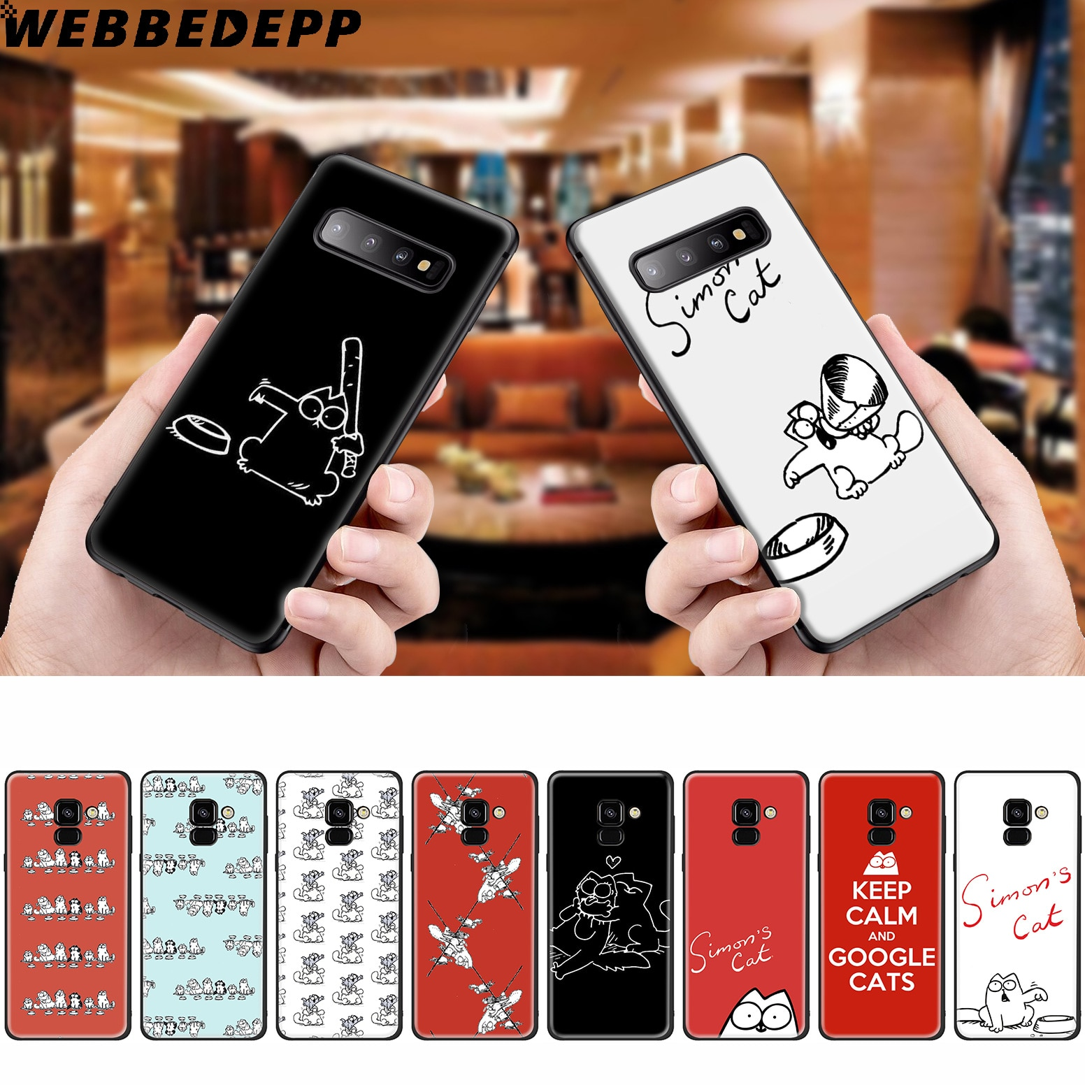 Funda blanda para Samsung Galaxy A50s A40s A30s A20s A10s funda para teléfono suave TPU