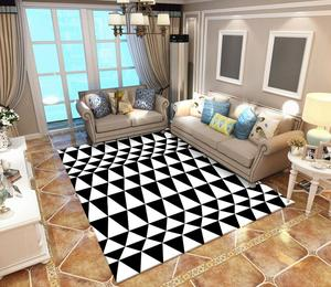 Geometric Style Living Room Floor Mat Kitchen Mat Carpet Bedroom Nordic Geometric Bedding Room Carpet And Rugs