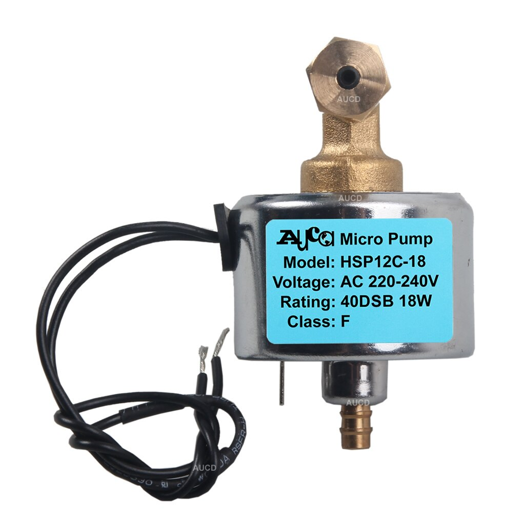 40DCB 18W For 700-1200W 900W Smoke Fog Machine Ejector Oil Solenoid Pump Disinfectant atomizer Fogger Stage Fogging Sprayer Pump 40dcb 18w for 700 1200w 900w smoke fog machine ejector oil solenoid pump disinfectant atomizer fogger stage fogging sprayer pump
