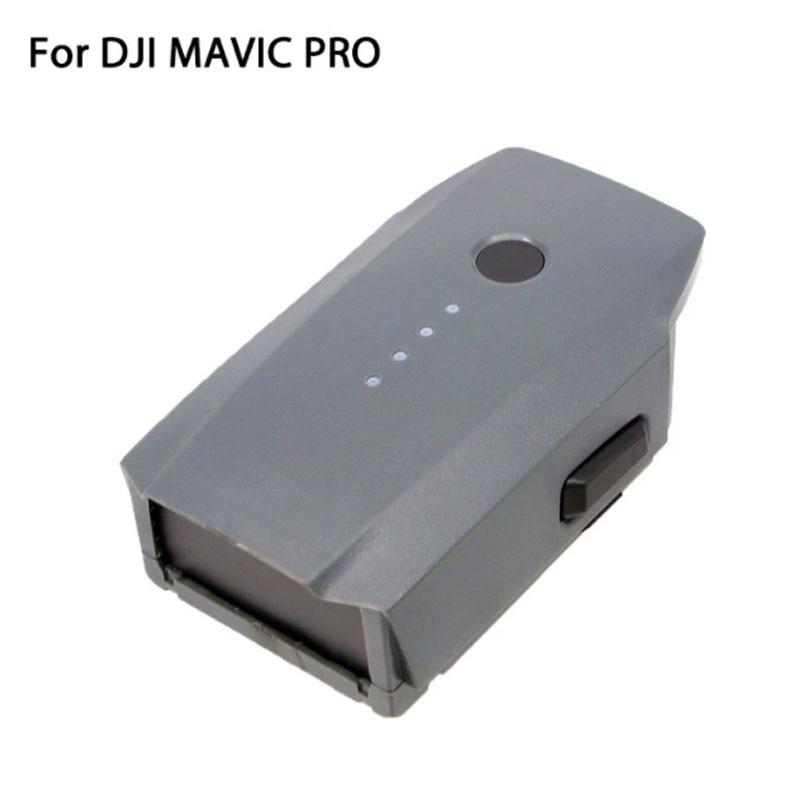 Batería de Vuelo Inteligente para Dron, accesorio para DJI Mavic Pro, 3830mAh/11,4...