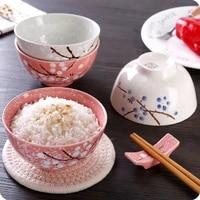 underglaze japanese style ceramic bowl creative home child rice bowl ceramic ramen bowl