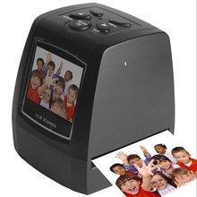 "High Resolution Photo Scanner 35/135mm Slide Film Scanner Digital Film Converter 2.36""LCD High Quality"