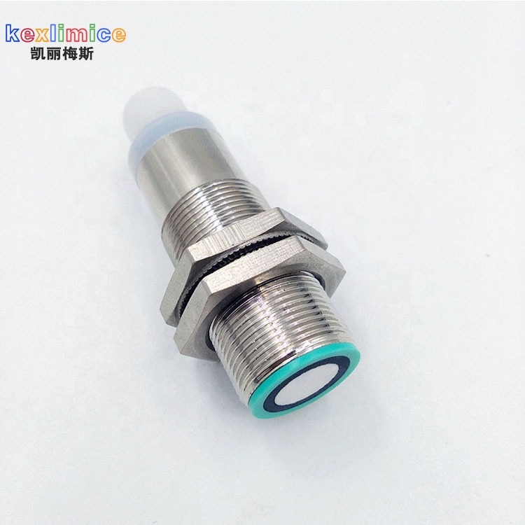 Sensor ultrasónico de proximidad UB800-18GM40-E4-V1 800mm M18