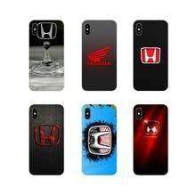 Honda H Wing Logo For Samsung Galaxy S3 S4 S5 Mini S6 S7 Edge S8 S9 S10 Lite Plus Note 4 5 8 9 Acces