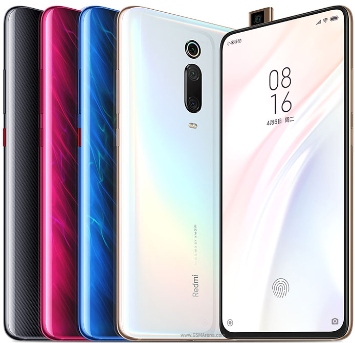 Смартфон Xiaomi Redmi K20 Pro, Android 9,0, сотовый телефон, 6 ГБ ОЗУ, 128 Гб ПЗУ, Snapdragon 855, 48 Мп + 20 МП