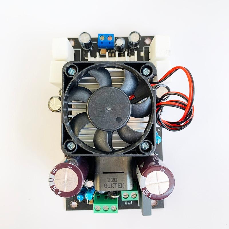 مضخم رقمي عالي الطاقة ، 1000 واط 1 كيلو واط IRS2092 RIFP4227 x2 ، مضخم صوت ، تردد كامل ، مرحلة ، H130