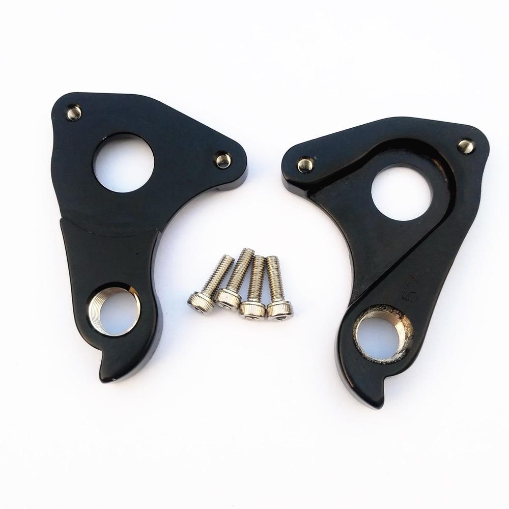 2 piezas de suspensión de cambio trasero de bicicleta mtb Aleación de caída para Merida MTB 12x142 uno-twenty 27,5 en Merida extensor de perchas de cambio