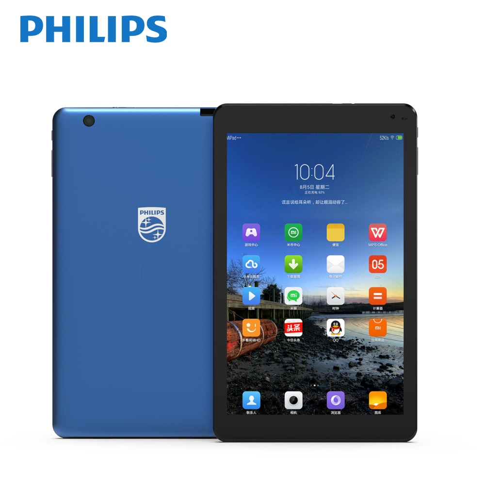 PHILIPS Original 7 inch PC  Kid  Tablet FHD Dual cameras 128G Bluetooth Tablets  Android 8.0 enlarge