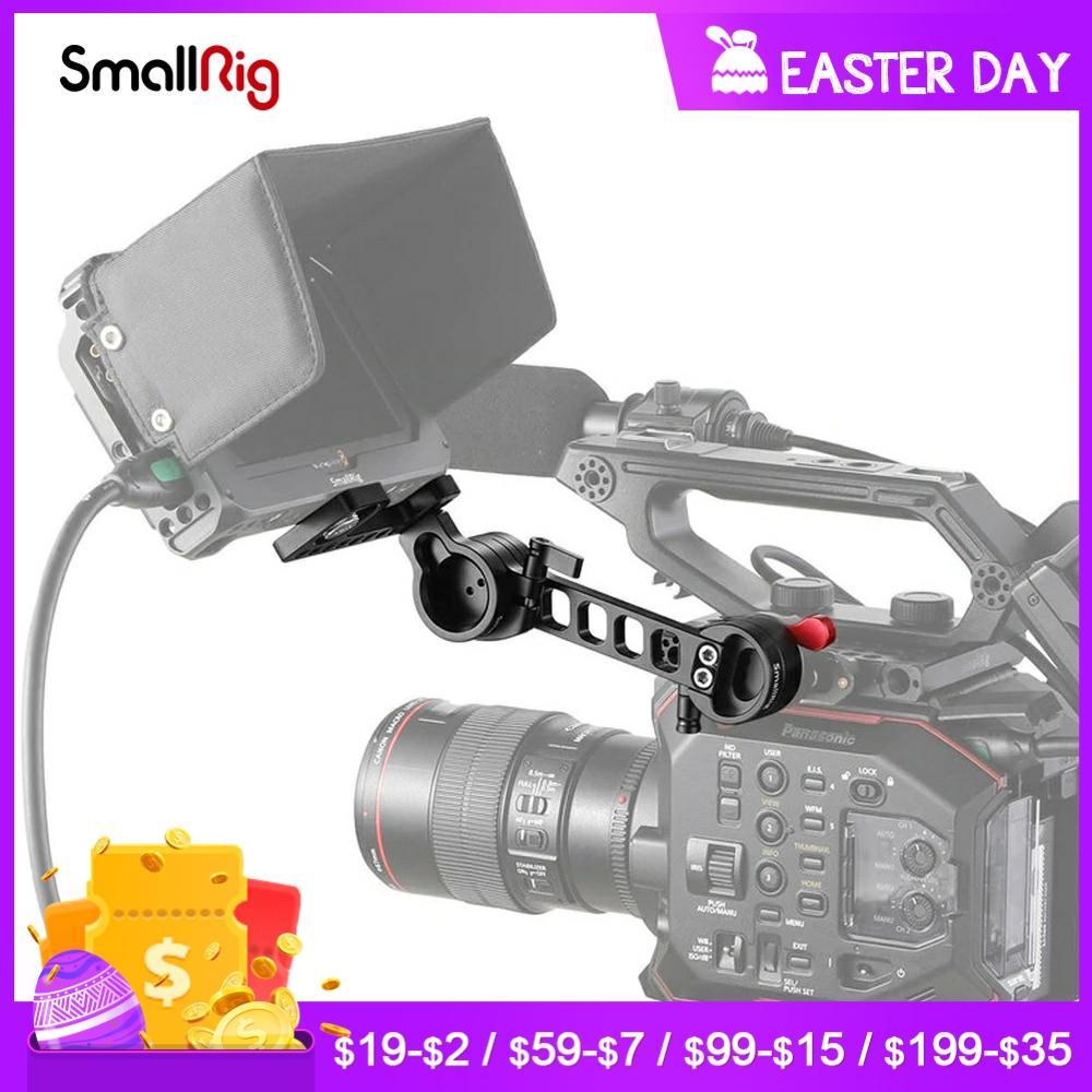 SmallRig-Accesorios de foto de cámara DSLR, montaje EVF con abrazadera NATO para...
