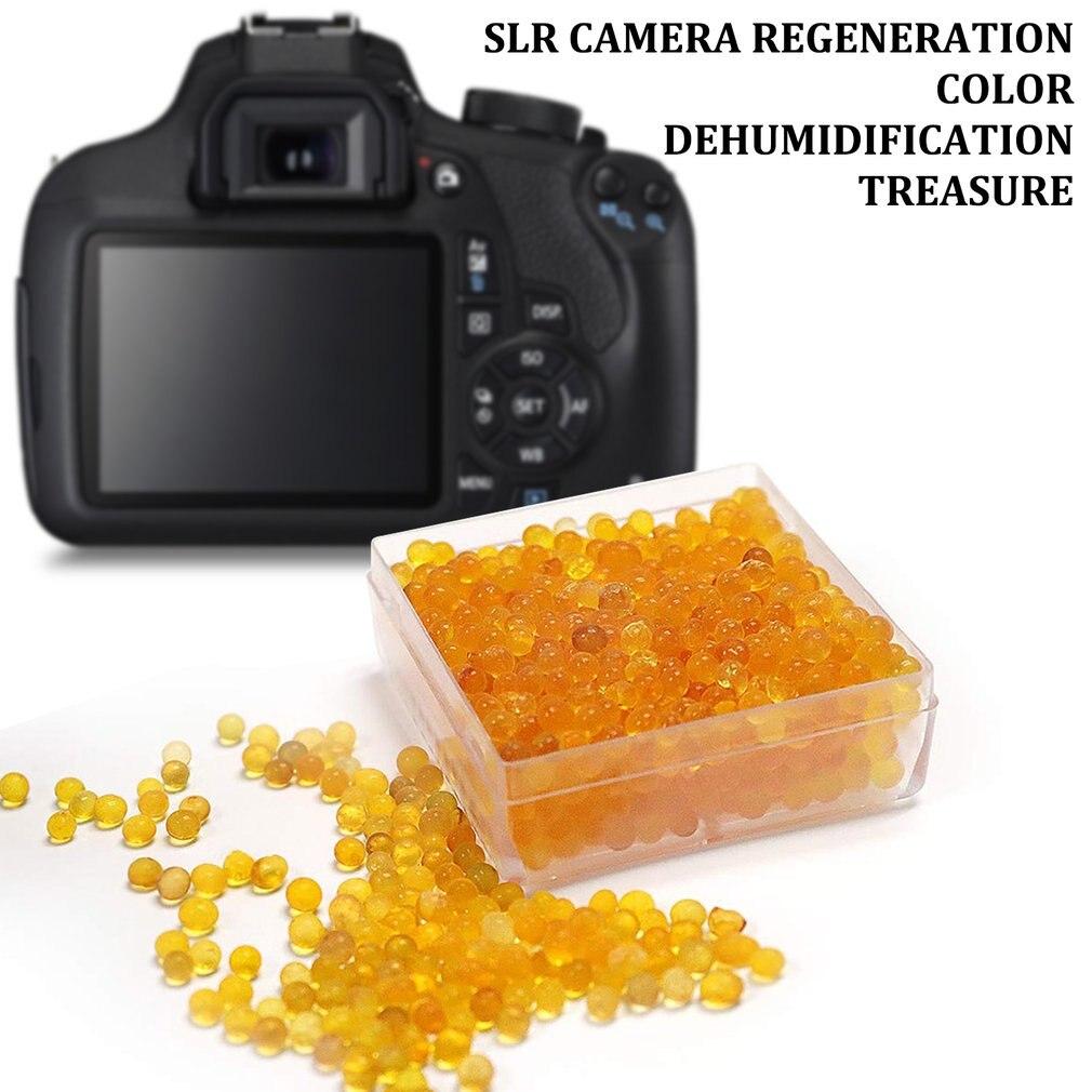 Kit de limpieza de seda a prueba de agua desecante para cámara de Gel de sílice