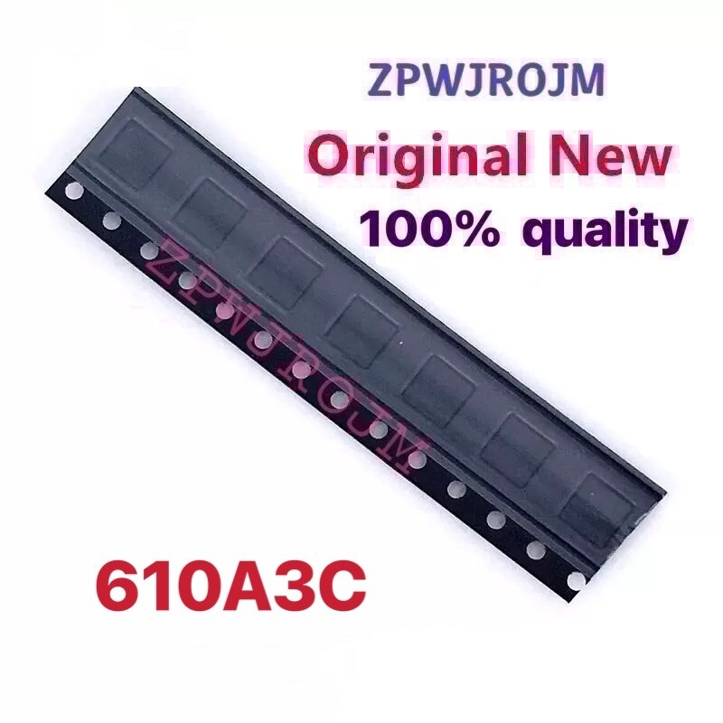 5-10 قطعة/الوحدة 100% جديد 610A3C USB شحن ic لباد PRO3 11 12.9 3Gen A1980 A1876 A2013