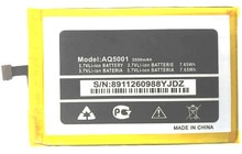 Westrock 3500mAh AQ5001 batterie pour téléphone portable Micromax AQ5001