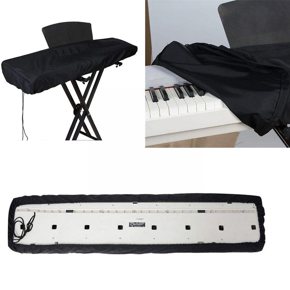 Piano Cover Dust Cover 61/88 Fully Enclosed With Shrink Cover Electronic Digital Board Drawstring Piano Folding Stool