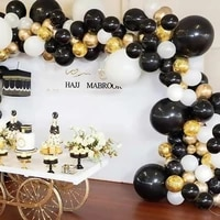 black big balloon custom wedding invitations 5 36inch ballon birthday party scene decoration helium latex baloon advanced