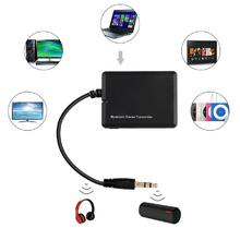 Patrol Bluetooth 2.1 + EDR Bluetooth Audio nadajnik 3.5mm Stereo HiFi Adapter klucz do TV/PC/CD/DVD/iPod/MP3/MP4/PSP/PS3