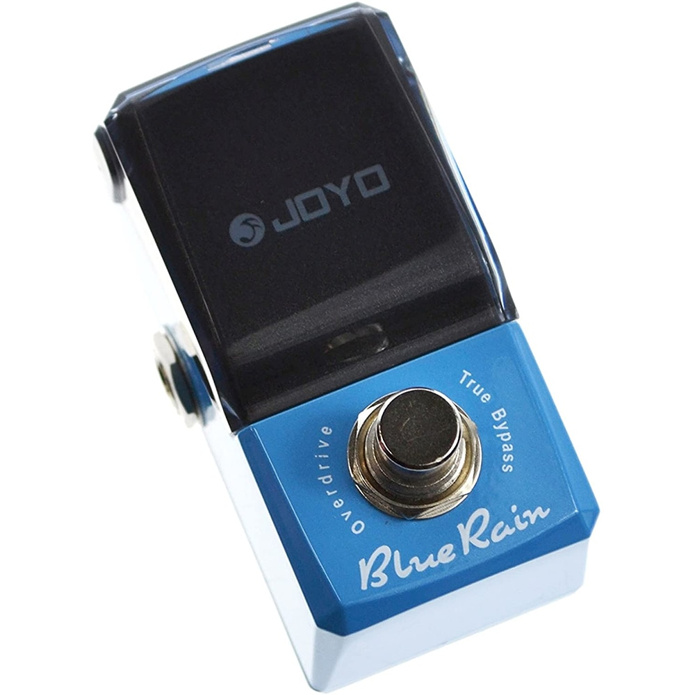 JOYO JF-311 Guitar Pedal Overdrive Pedal Effect for Boogie Blue Rain Punk Voice Clear Simulator For Guitar Electric True Bypass enlarge