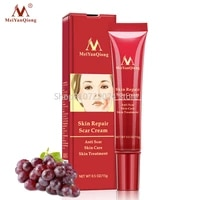 6pcs scar removal cream acne scars gel stretch marks surgical scar burn for body pigmentation corrector acne spots repair care