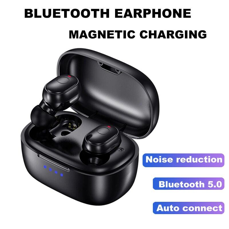 TG911TWS In-ear Wireless Bluetooth Headset Waterproof Sports Headset HD Noise Reduction Mobile Smart