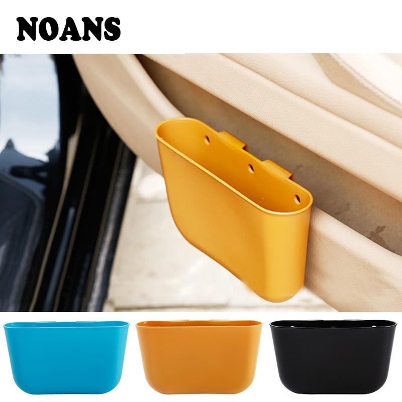 Car Hanging Trash Box Phone Holder Storage Bag For Lexus Honda Civic Opel astra h j Mazda 3 6 Kia Rio Ceed Volvo