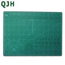 PVC A3 A2 bricolage artisanat tapis de coupe multi-usages auto-guérison tapis de coupe pour Quilting Double face en cuir outils tapis pour la coupe