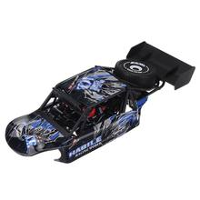 WLtoys 124018 1/12 RC Car Spare Body Shell Assembly 1843 Vehicles Model Parts Remote Control Crawler