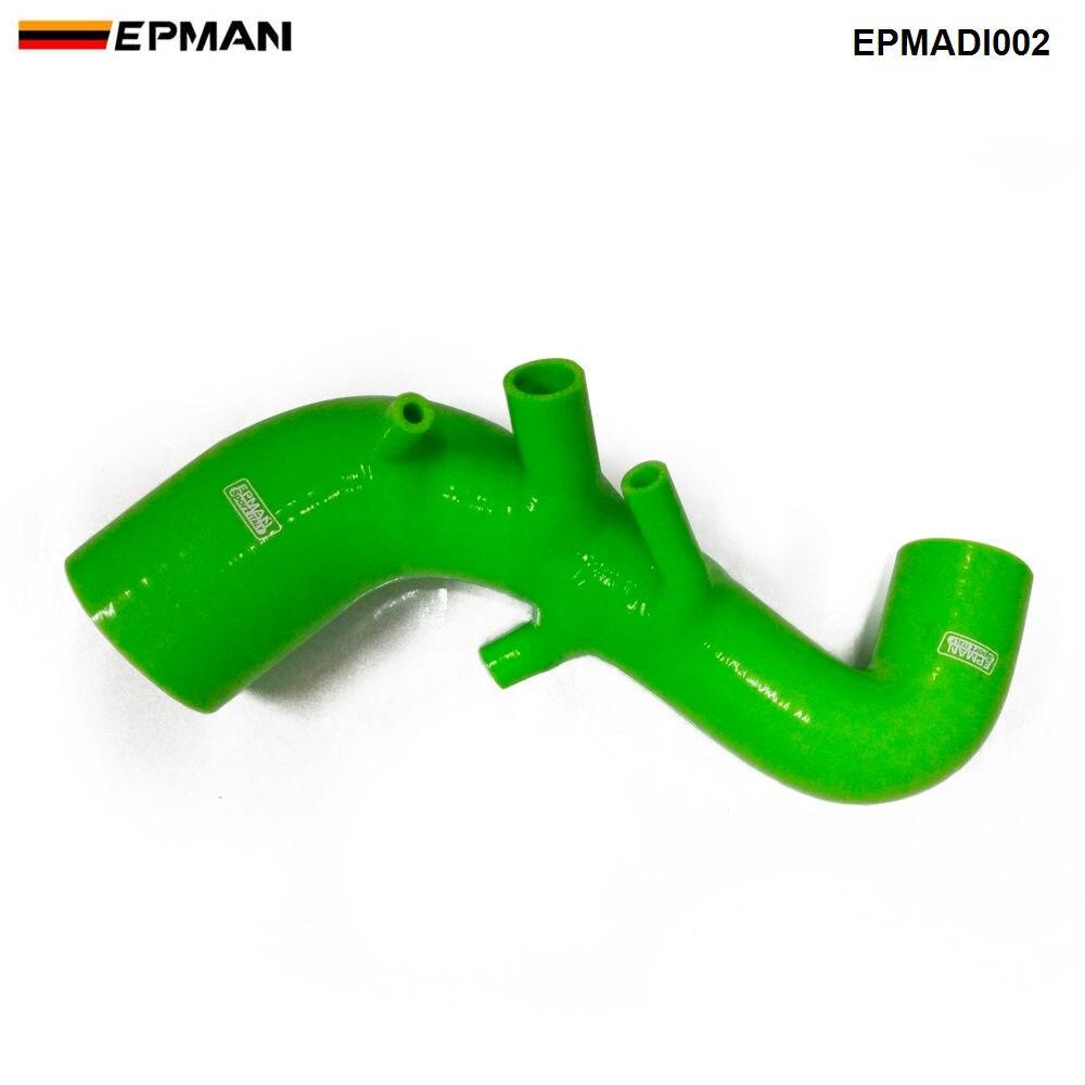 Силиконовый воздухозаборный индукционный шланг для Audi TT 225/S3 1,8 T 99-06 EPMADI002