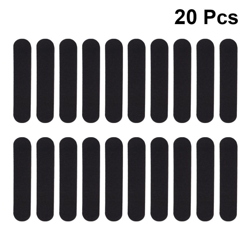 20Pcs Hat Size Reducer Sticker Cap Size Adhesive Fastener Tape Adjustment Tape Sweatband Hats Cap Saver Hat Size Pad DIY Craft