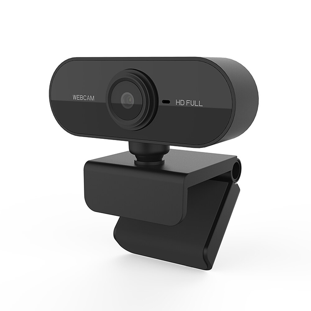 Cámara Web USB 1080P HD 5MP, cámara de ordenador de enfoque automático, Webcams micrófono incorporado con absorción de sonido, resolución dinámica 1920*1080