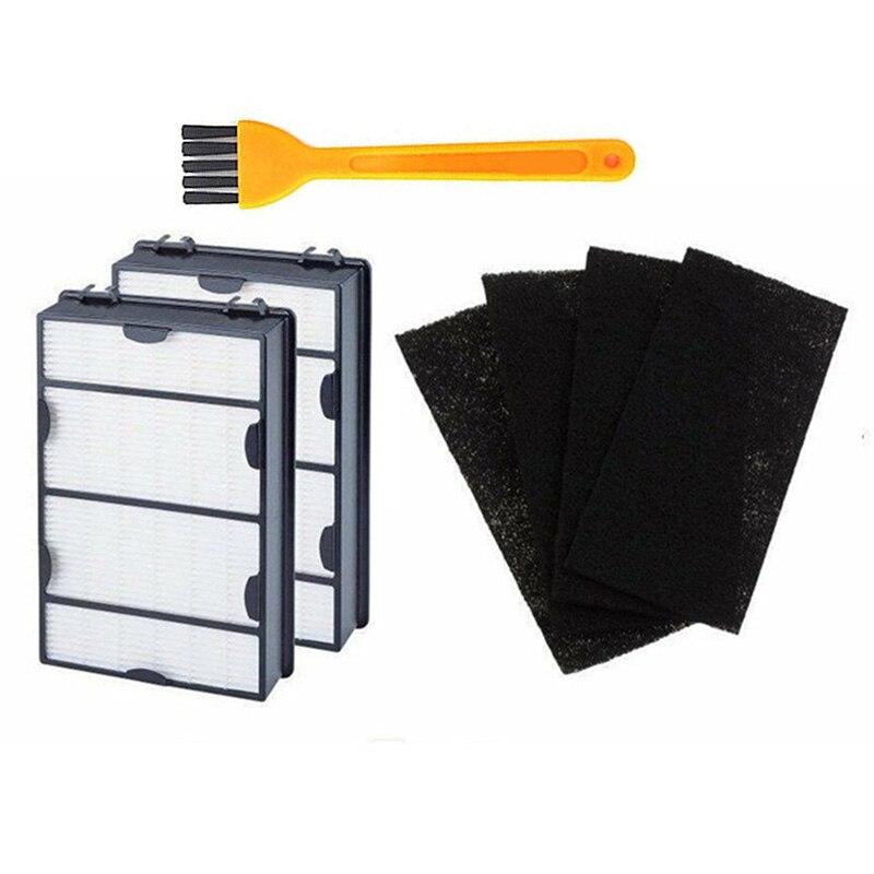 Set de cepillos de limpieza de filtro purificador de aire para HolmesHAP615, HAP625, HAP650, HAP675RC piezas para electrodomésticos