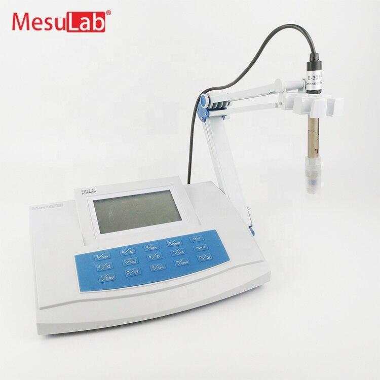 Cheap price laboratory aquarium milk digital water benchtop temperature ph meter tester