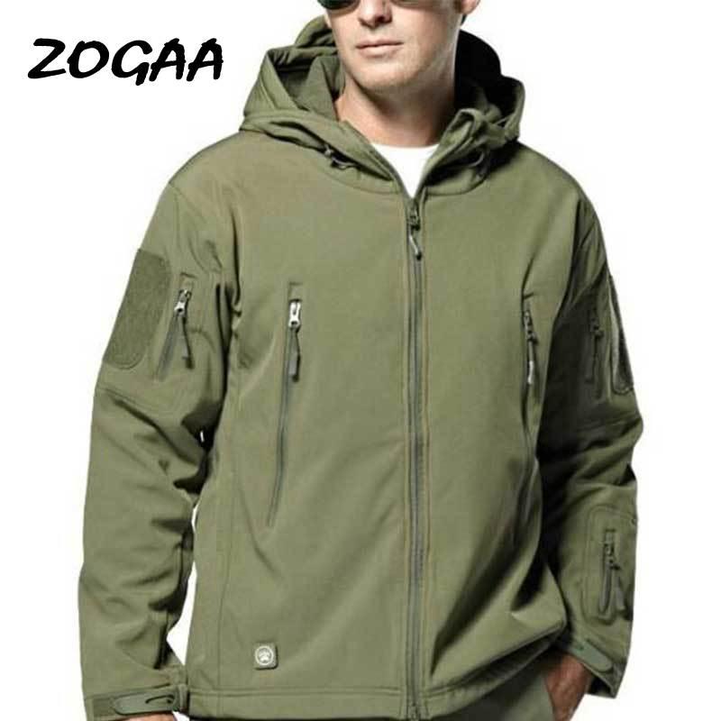 Куртка, ветровка, нейлоновое пальто, Мужская Военная Тактическая верхняя одежда, армейские дышащие куртки на молнии, крутая Спортивная одеж...
