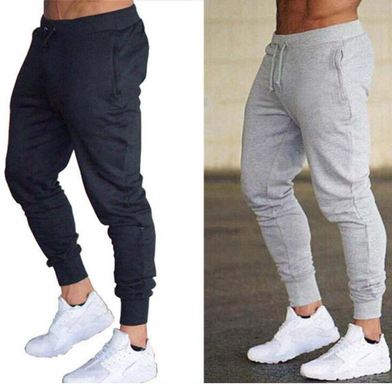 AliExpress - New Spring Autumn Brand Gyms Men Joggers Sweatpants Men's Joggers Trousers Sporting Clothing The High Quality Bodybuilding Pants