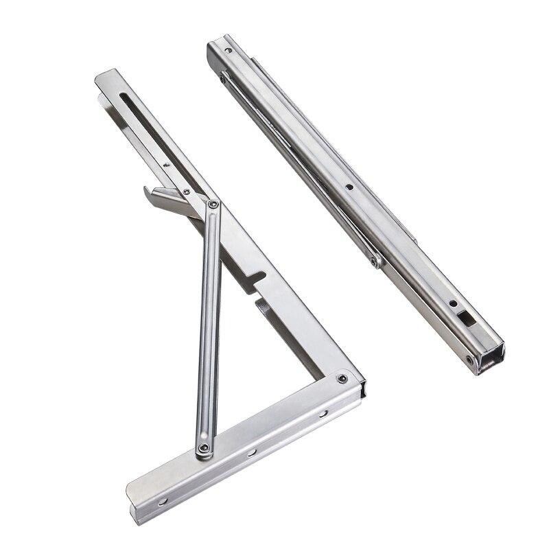 Aolisheng طوي الفولاذ المقاوم للصدأ متعددة الوظائف قوس مثلث قابل للتعديل الحائط الأثاث