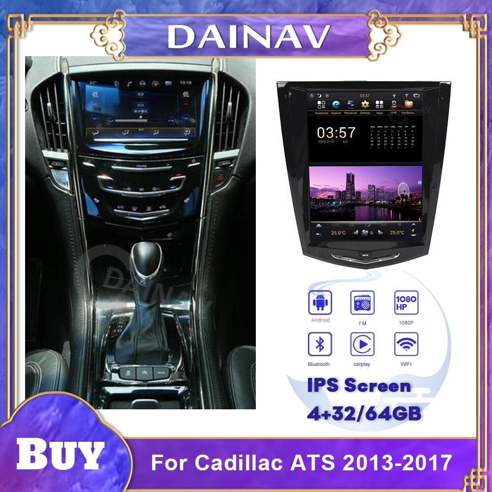 Radio de coche Android 2 Din HD Autoradio reproductor Multimedia para Cadillac...