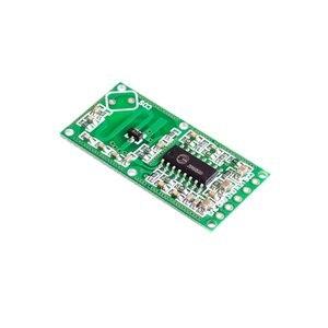 RCWL-0516 Doppler Radar Sensor Motion Detector Microwave Module for Arduino Human Body Induction Switch Intelligent Detection