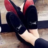 light trend non slip low cut formal mens shoes wear resistant driving men casual fashion high quality gentleman for