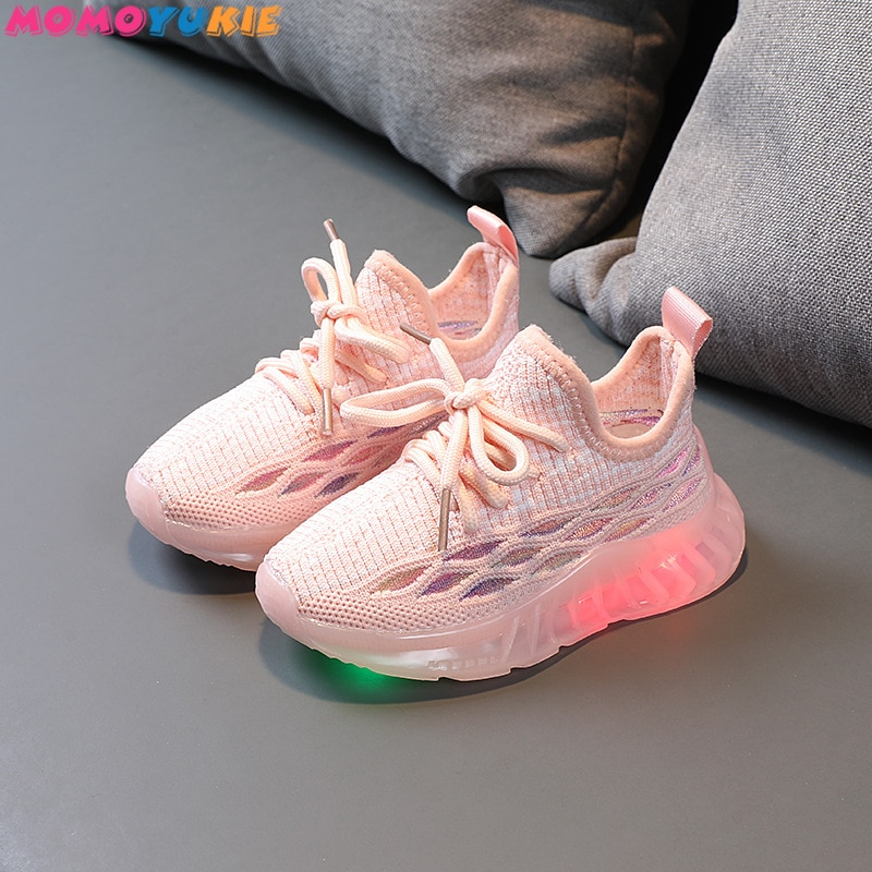 kids shoes Children Sneakers 2021 boy child sneaker for girls running shoes boys children's casual S