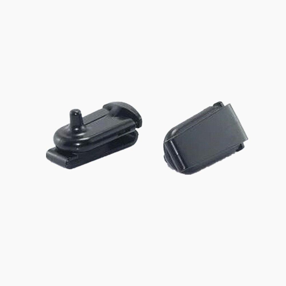 2 uds cinturón batería pinza para Motorola hablar de Radio de dos vías T4500 T5000 T8550 T9500 FV300 T6200 SX600R T8550 Accesorios