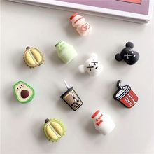 Cable Bite Protector for Iphone Cable Winder Phone Holder Accessory Cable Biters Squishy Doll Model