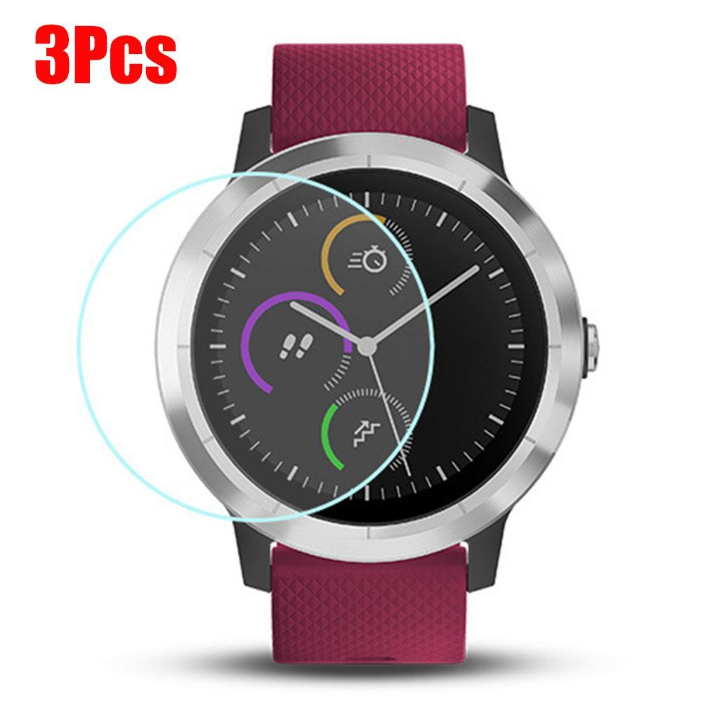 3Pcs Watch Screen Protector for  Forerunners 220/935/235/620/645/735XT/630 Wearable Devices Smart Accessories