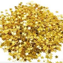 Moon Star Hartvormige Bruiloft Confetti Nagels Pailletten Sneeuwvlok Art Glitter Sieraden Eettafel Partij Decoratie
