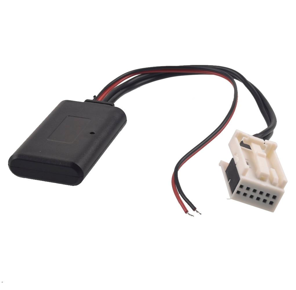 Car bluetooth AUX Adapter Wireless Radio Stereo Cable For BMW E87 E70 E90 E91 E92 2003 UP 525i 528i 320i 328i 3 Series