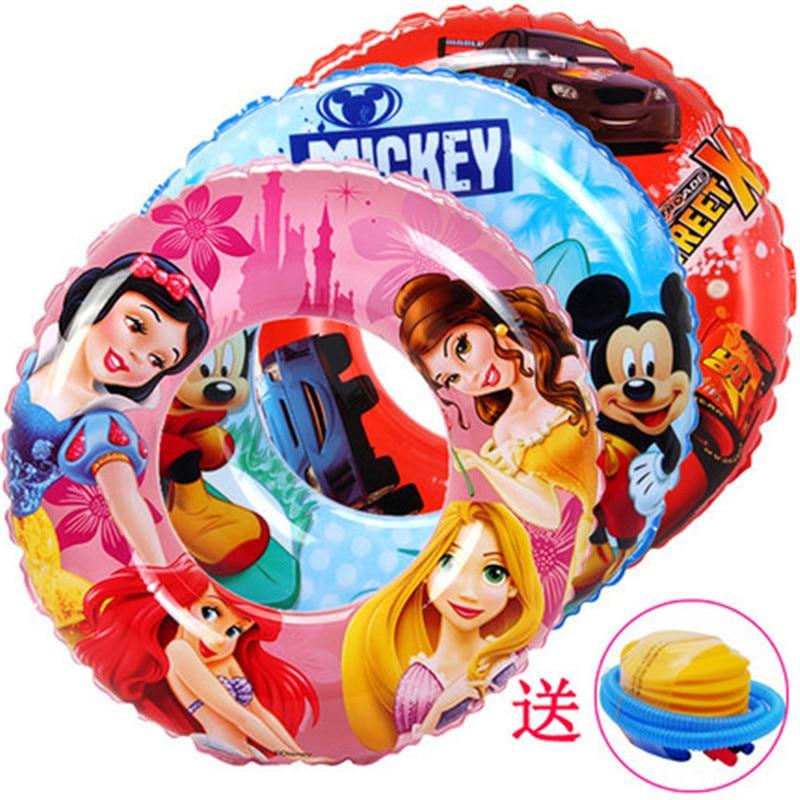 Disney os vingadores capitão américa anel de natação espessamento assento do bebê banho anel 60cm figura ação coleção brinquedos presentes m4869