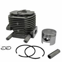 Cylinder Kit 40mm Part For Bush Cutter SHINDAIWA B45 BP45 GP45 Weedeaters Motor