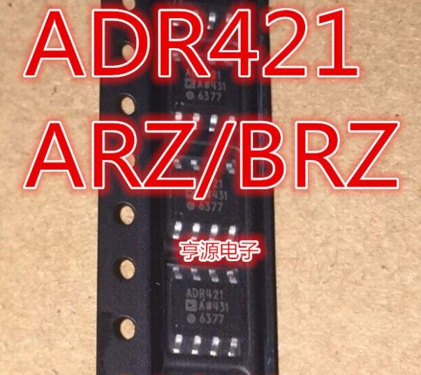 شحن مجاني ADR421AR ADR421ARZ ADR421 ADR421BR ADR421BRZ SOIC-8 10 قطعة/الوحدة