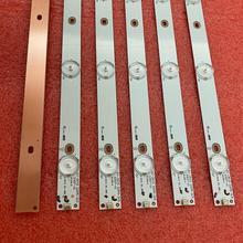 30 PCS/lot LED Bande De Rétro-Éclairage Pour 32PFT4100 32PHH4100 32PFT5500 LG 32LH500D 32PFH4309 32PHT4319 GJ-2K15 D2P5-315 GEMINI-315 D307-V1 LBM320P0701-FC-2 LB32067 V0