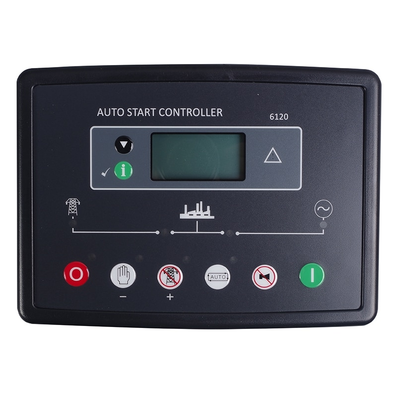 Generador de BHTS-DSE6120, controlador de arranque automático, Panel de generador, controlador electrónico, herramienta, controlador de generador